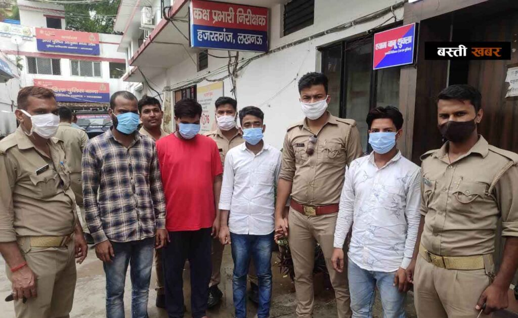 Gang arrested for cheating in the name of making minister and getting ticket for assembly
