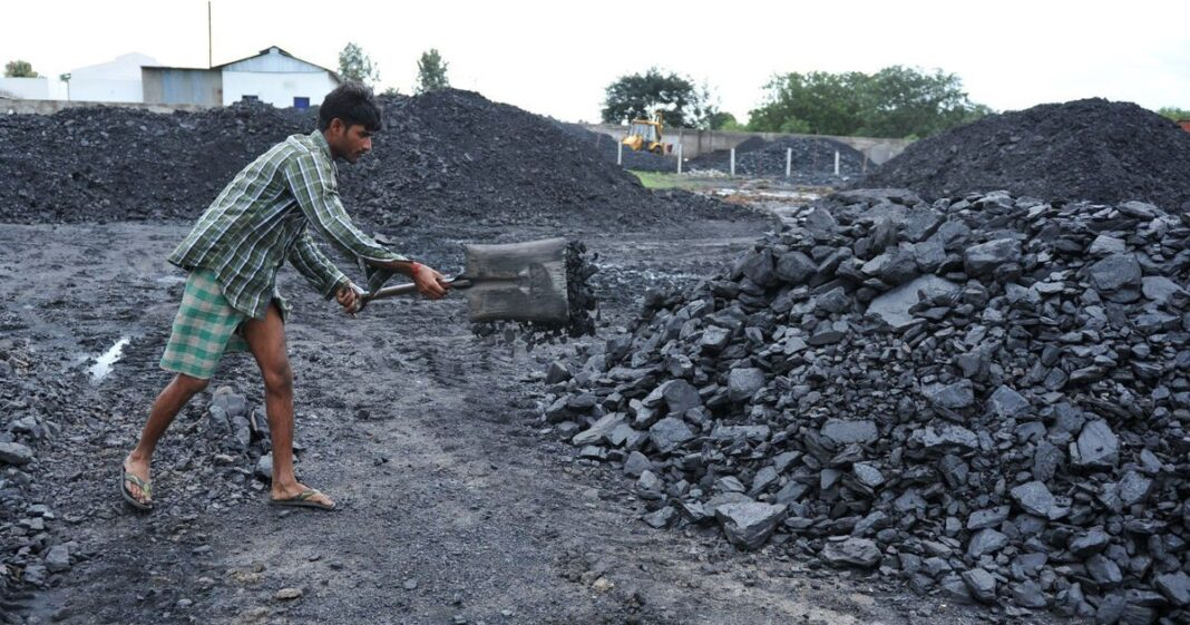 Coal accounts for 70% of India's energy production (Photo- AFP)