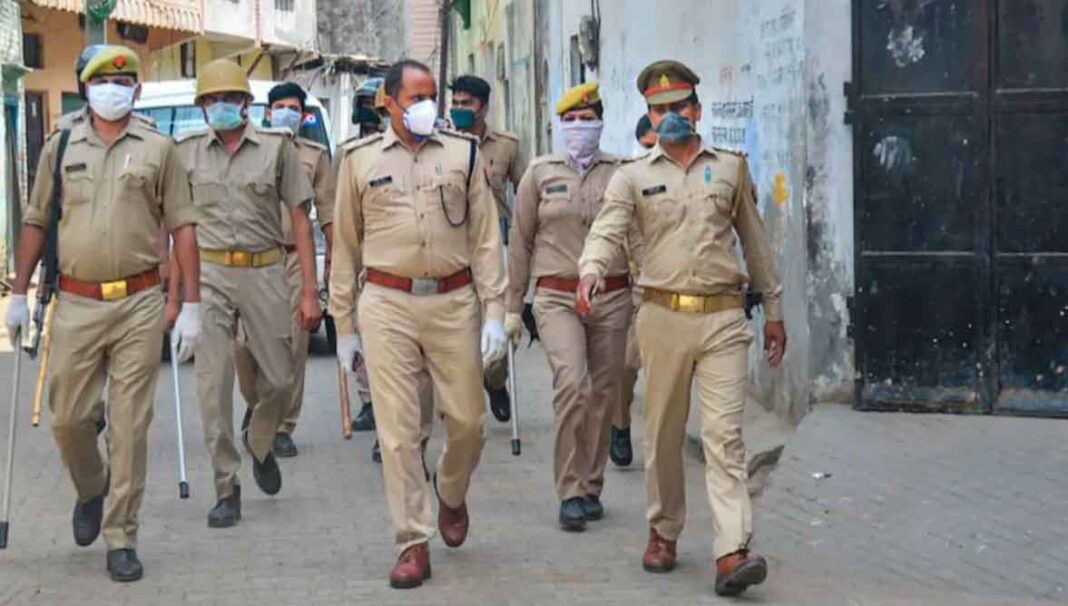 16-Year-Old Allegedly Rapes Neighbour, 8, In UP's Basti District