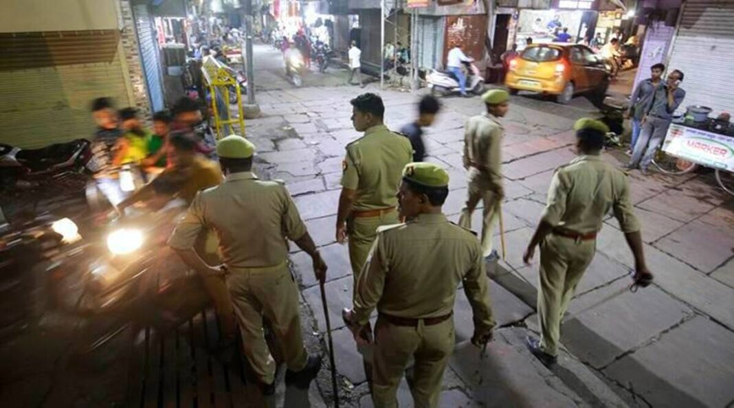 The police personnel were transferred to Shamli and Saharanpur districts from Muzaffarnagar. Express Photo. (Representative image)